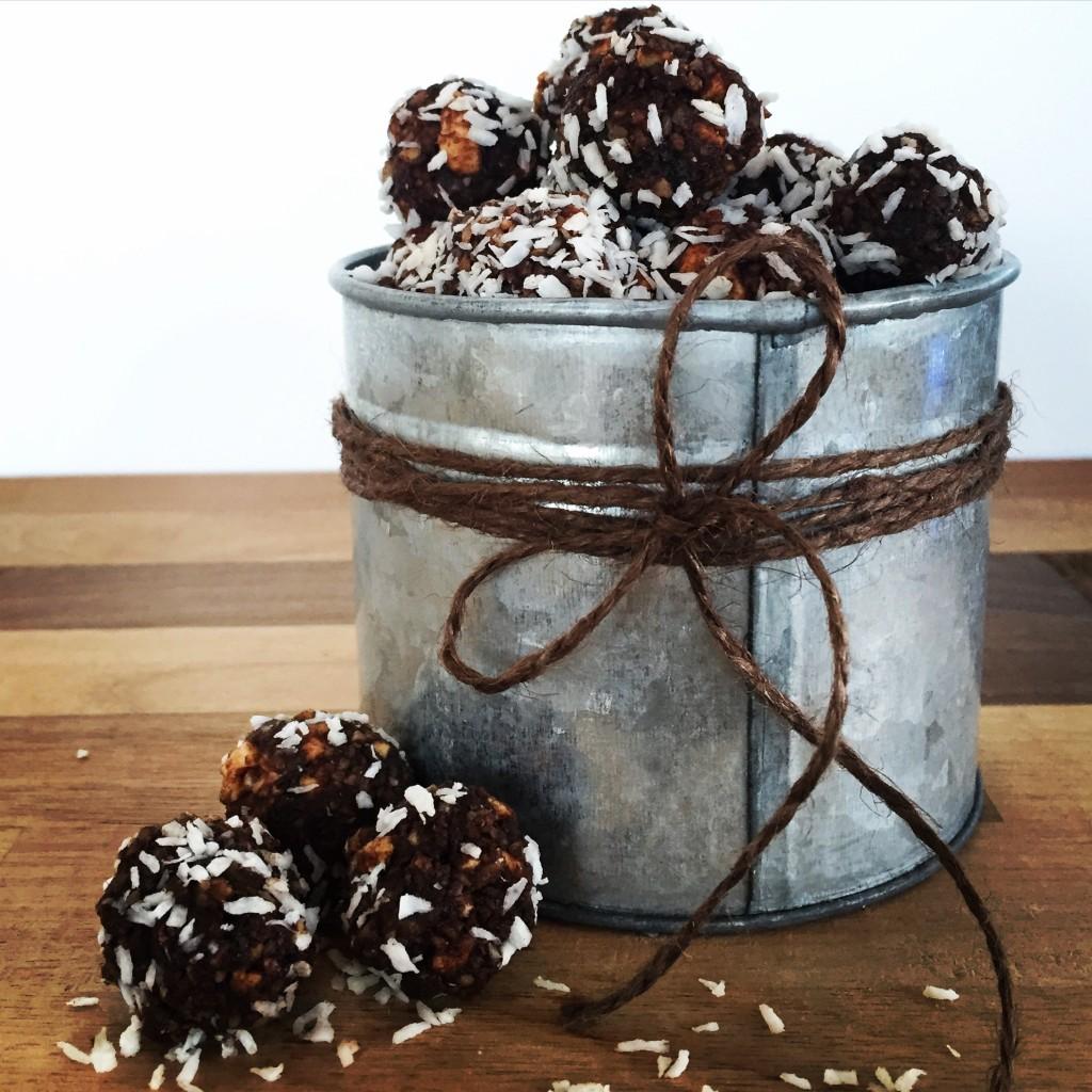 godaste kokosbollarna